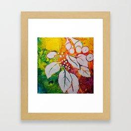 Leaves on the World Tree: Jieng / Muonyjang Akoc Framed Art Print