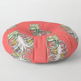 Grenade Garden Floor Pillow