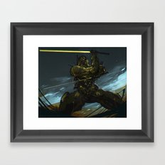Gintz Framed Art Print