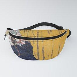 12,000pixel-500dpi - Edouard Vuillard - The Yellow Curtain - Digital Remastered Edition Fanny Pack