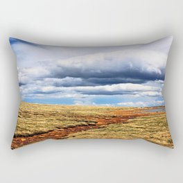13,000 Feet Rectangular Pillow