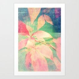 Autumn Pastels 03 - Faded Matte Art Print