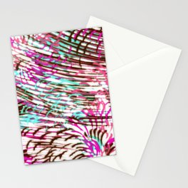 sparkling texture light Stationery Cards