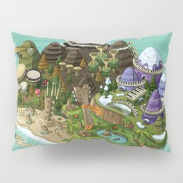 Rock Island Pillow Sham