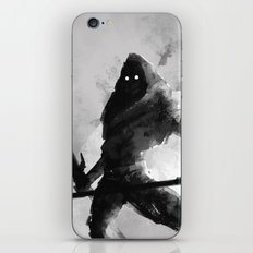 Dual-wielding Swordsman iPhone & iPod Skin