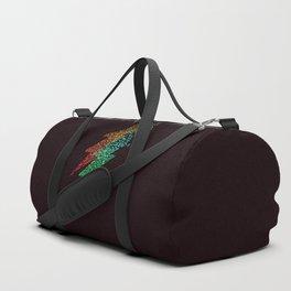 Electro music Duffle Bag