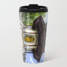 The Pagoda Travel Mug