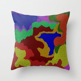 COLORFUL DESIGNER THROW PILLOWS  Throw Pillow