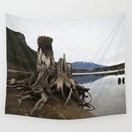 Rattlesnake Lake Wall Tapestry