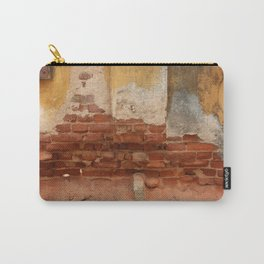 Broken old Wall Carry-All Pouch