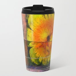 Prehepaticus Framework Flower  ID:16165-082221-45091 Travel Mug