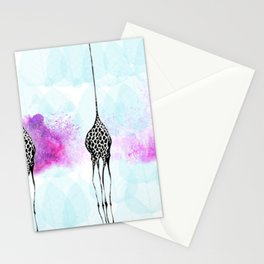 Livin' The Tall Life Stationery Cards