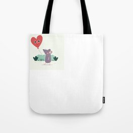 Hold Me Tight Tote Bag