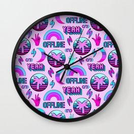 Offline #2 Wall Clock