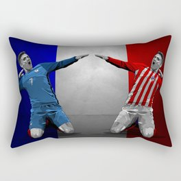 Antoine Griezmann - France/Atletico Madrid Rectangular Pillow
