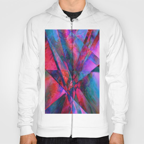 Dynamic composition. Hoody