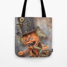 Rucus Studio Steam Punkin  Tote Bag