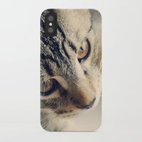 louis iPhone & iPod Cases featuring Louis  by SarJanie