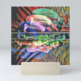 Brainblock Mini Art Print