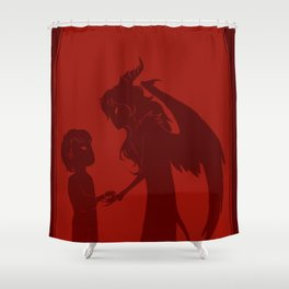 Faust Shower Curtain