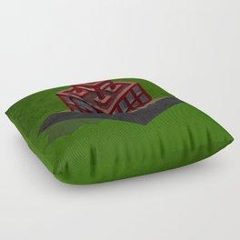 Let's Go To School Floor Pillow