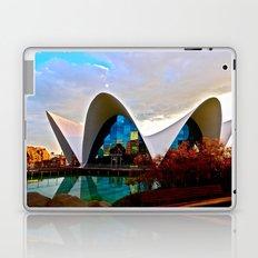 Aquarium: Valencia, Spain Laptop & iPad Skin