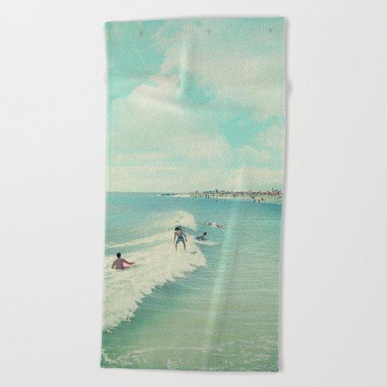 A Bunch of Barnies Beach Towel