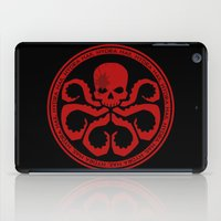 hydra iPad Cases featuring Hail Hydra! by livinginamovie