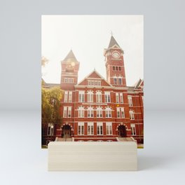 Samford Hall - Auburn University 2 Mini Art Print