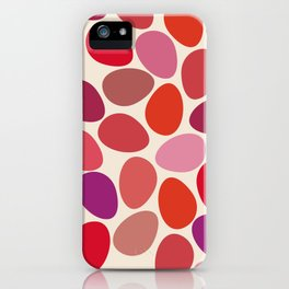 lipstick touch iPhone Case