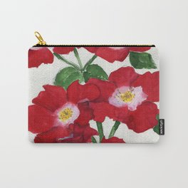 Rosie Posies Carry-All Pouch