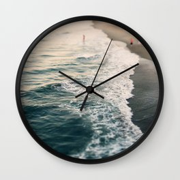 Song of the Sand Wall Clock