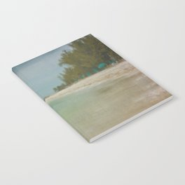 Dreaming of a Key West Beach Notebook