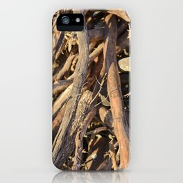 #22 iPhone Case