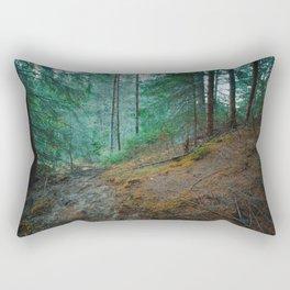 into the woods 04 Rectangular Pillow