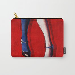 Legs Carry-All Pouch