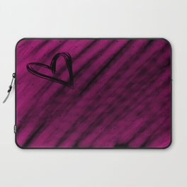 Heart Beat Laptop Sleeve