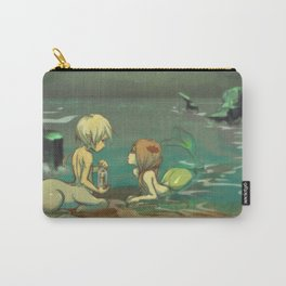 Message in the bottle Carry-All Pouch