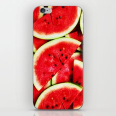Watermelon - for iphone iPhone & iPod Skin