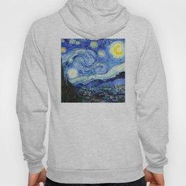 The Starry Night - Vincent van Gogh Hoody