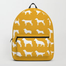All Dogs (Gold) Backpack
