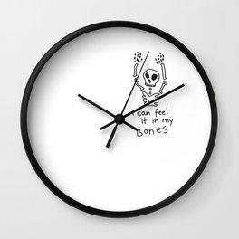 IN MY BONES. Wall Clock
