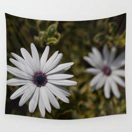 Shasta Daisy Pair Wall Tapestry