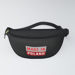 Made In Poland Fanny Pack
