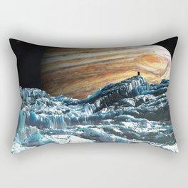 Attempt No Landing Rectangular Pillow