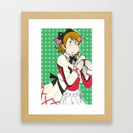 Hanayo Koizumi - Pure Framed Art Print
