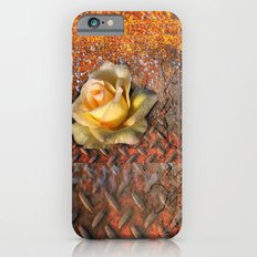 Rusty Slim Case iPhone 6s