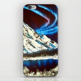 Northern Skies iPhone Skin