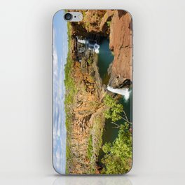 Mitchell Falls iPhone Skin