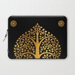 Bodhi Tree0110 Laptop Sleeve